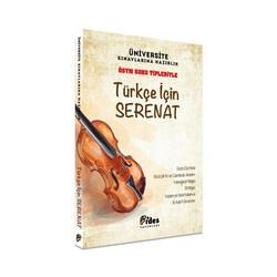 Fides Yayınları - Fides Yayınları ÖSYM Soru Tipleriyle Türkçe İçin Serenat