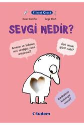 Tudem Yayınları - Filozof Çocuk Sevgi Nedir - Tudem Yayınları