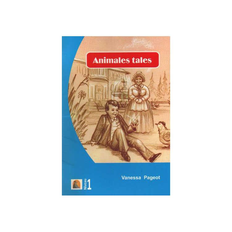 Fransızca Hikaye Animales Tales - Kapadokya Yayınları