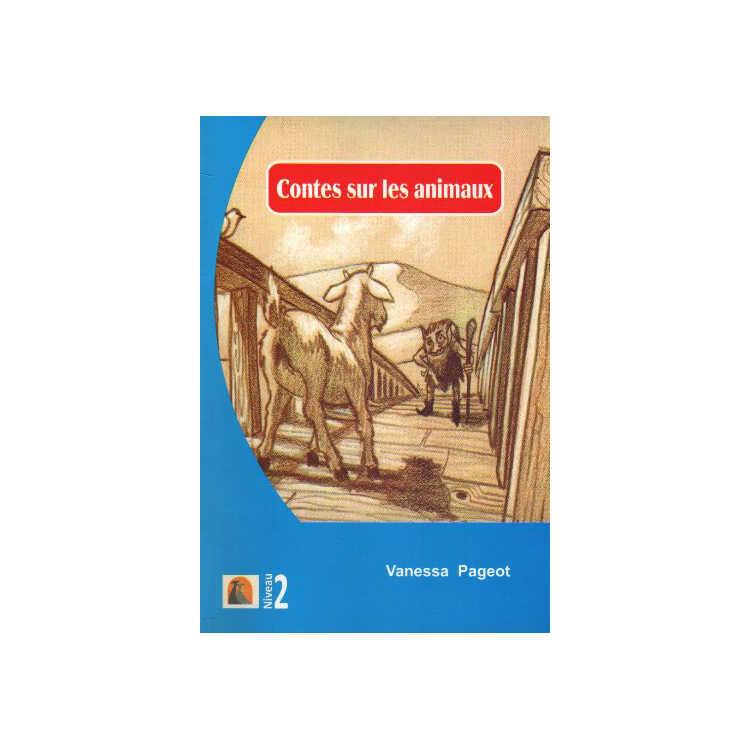 Fransızca Hikaye Contes Sur Les Animaux - Kapadokya Yayınları