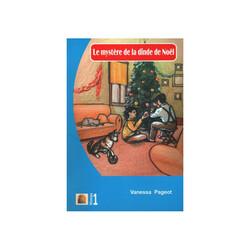 Kapadokya Yayınları - Fransızca Hikaye Le Mystere De La Dinde De Noel - Kapadokya Yayınları