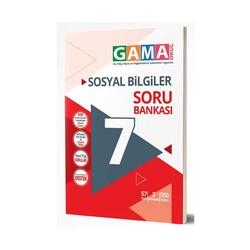 Gama Yayınları - Gama Okul Yayınları 7. Sınıf Sosyal Bilgiler Soru Bankası