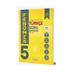 Gama Yayınları - Gama Okul Yayınları FENOMEN 5. Sınıf Türkçe Soru Bankası