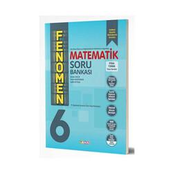 Gama Yayınları - Gama Okul Yayınları FENOMEN 6. Sınıf Matematik Soru Bankası