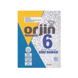 Gama Yayınları - Gama Okul Yayınları ORJİN 6. Sınıf Matematik Etkinlikli Konu Özetli Soru Bankası