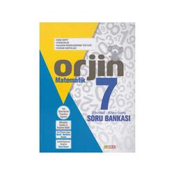 Gama Yayınları - Gama Okul Yayınları ORJİN 7. Sınıf Matematik Etkinlikli Konu Özetli Soru Bankası