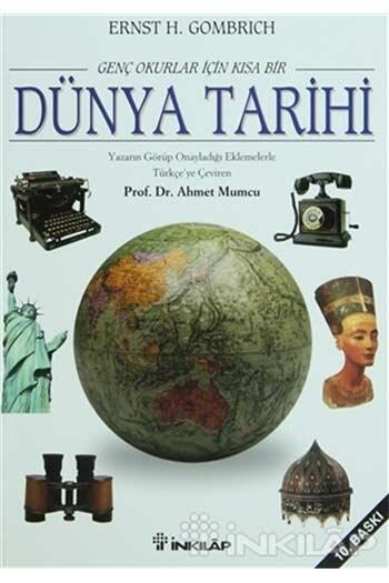 Genç Okurlar İçin Kısa Bir Dünya Tarihi İnkılap Kitabevi