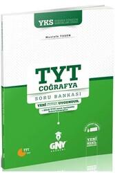 GNY Akademi - GNY Akademi TYT Coğrafya Soru Bankası