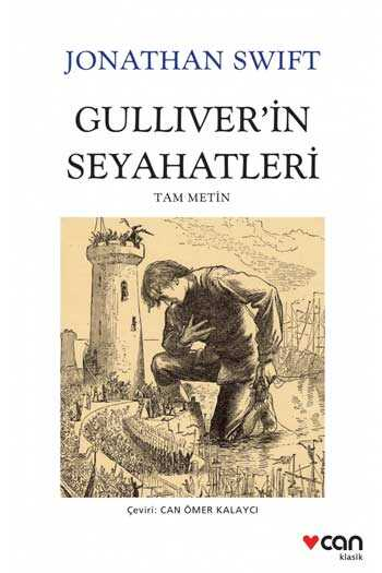 Gulliver'in Seyahatleri Can Yayınları