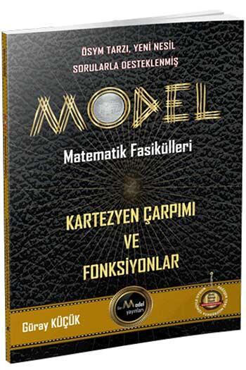 Gür Model Yayınları Model Matematik Fasikülleri Kartezyen Çarpımı ve Fonsiyonlar