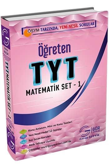 Gür Yayınları TYT Matematik Öğreten Set-1