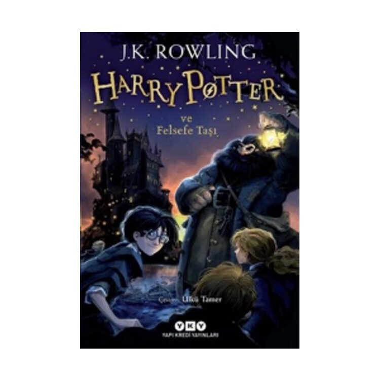 Harry Potter ve Felsefe Taşı - 1.Kitap - Yapı Kredi Yayınları