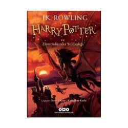 Yapı Kredi Yayınları - Harry Potter ve Zümrüdüanka Yoldaşlığı - 5.kitap Yapı Kredi Yayınları