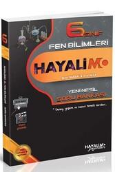 Hayalimo Yayınları - Hayalimo Yayınları 6. Sınıf Fen Bilimleri Soru Bankası