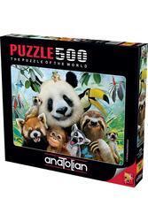 Hayvanat Bahçesi Selfie / Zoo Selfie - Thumbnail