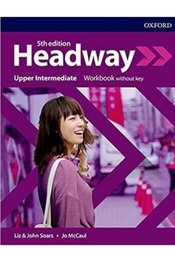 Headway Upper Intermediate WorkBook Without Key