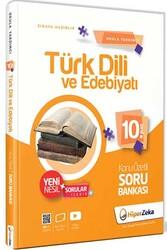Hiper Zeka - Hiper Zeka 10. Sınıf Türk Dili ve Edebiyatı Konu Özetli Soru Bankası