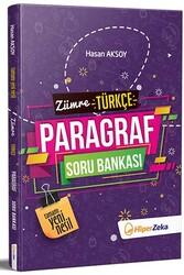 Hiper Zeka - Hiper Zeka 8. Sınıf Zümre Paragraf Soru Bankası