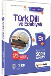 Hiper Zeka - Hiper Zeka 9. Sınıf Türk Dili ve Edebiyatı Konu Özetli Soru Bankası
