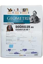Hiper Zeka - Hiper Zeka Tüm Sınavlar İçin Geometrik Olaylar Geometri Gazetesi