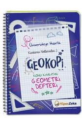 Hiper Zeka - Hiper Zeka Üniversiteye Hazırlık Konu Kavratan TYT AYT Geometri Defteri Geokopi