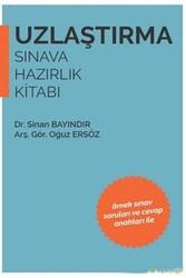 Hiperlink Yayınları - Hiperlink Yayınları Uzlaştırma Sınava Hazırlık Kitabı
