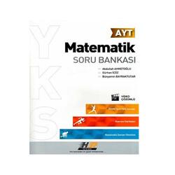 Hız ve Renk Yayınları - Hız ve Renk Yayınları AYT Matematik Soru Bankası