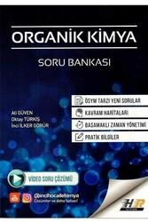 Hız ve Renk Yayınları - Hız ve Renk Yayınları Organik Kimya Soru Bankası