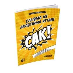 Hız Yayınları - Hız Yayınları 6. Sınıf Çalışma ve Araştırma Kitabı