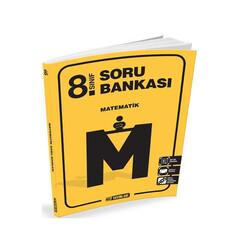 Hız Yayınları - Hız Yayınları 8. Sınıf Matematik Soru Bankası