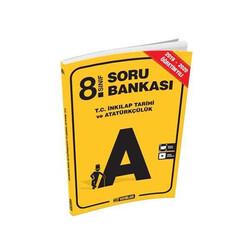 Hız Yayınları - Hız Yayınları 8. Sınıf T.C. İnkılap Tarihi ve Atatürkçülük Soru Bankası