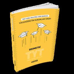 Hız Yayınları - Hız Yayınları TYT Geometri Özet Konu Anlatımlı Soru Bankası