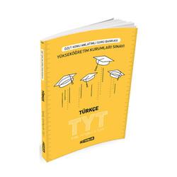 Hız Yayınları - Hız Yayınları TYT Türkçe Özet Konu Anlatımlı Soru Bankası