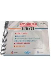 HMC Yayınları - HMC Yayınları 2020 KPSS Noktası Türkçe Poster Ders Notları