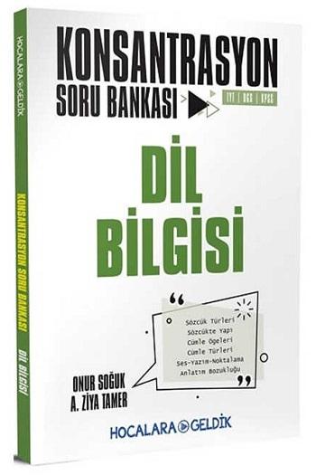 Hocalara Geldik Dil Bilgisi Konsantrasyon Soru Bankası