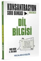 Hocalara Geldik - Hocalara Geldik Dil Bilgisi Konsantrasyon Soru Bankası