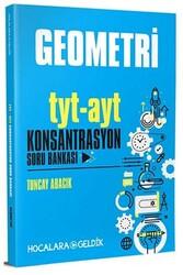 Hocalara Geldik - Hocalara Geldik TYT AYT Geometri Konsantrasyon Soru Bankası
