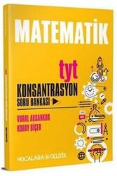Hocalara Geldik - Hocalara Geldik TYT Matematik Konsantrasyon Soru Bankası