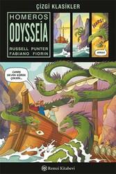 Remzi Kitabevi - Homeros Odysseia Remzi Kitabevi