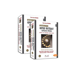 İkinci Sayfa Yayınları - İkinci Sayfa Yayınları HYSTERESIS KPSS İktisat Çalışma Kitabı