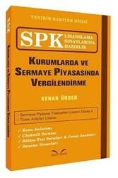 İkinci Sayfa Yayınları - İkinci Sayfa Yayınları SPK Kurumlarda ve Sermaye Piyasasında Vergilendirme
