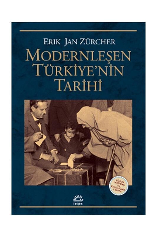İletişim Yayınevi Modernleşen Türkiye'nin Tarihi