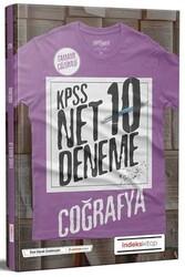 İndeks Kitap - İndeks Kitap 2020 KPSS Coğrafya Net Çözümlü 10 Deneme