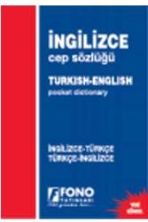Fono Yayınları - İngilizce Cep Sözlüğü Fono Yayınları