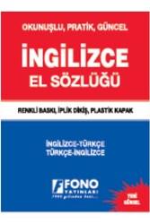 Fono Yayınları - İngilizce El Sözlüğü Fono Yayınları