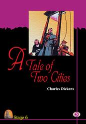 Kapadokya Yayınları - İngilizce Hikaye A Tale Of Two Cities - Kapadokya Yayınları