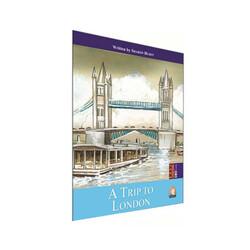 Kapadokya Yayınları - İngilizce Hikaye A Trıp To London - Kapadokya Yayınları