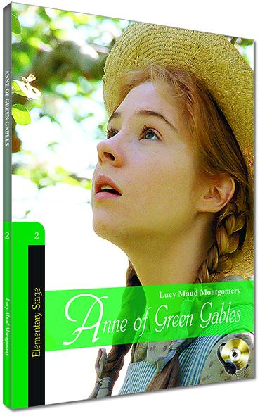 İngilizce Hikaye Anne Of Green Gables - Kapadokya Yayınları