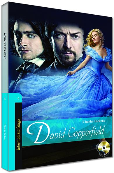 İngilizce Hikaye David Cooperfield - Kapadokya Yayınları