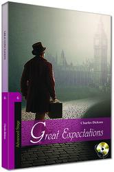Kapadokya Yayınları - İngilizce Hikaye Great Expectations - Kapadokya Yayınları